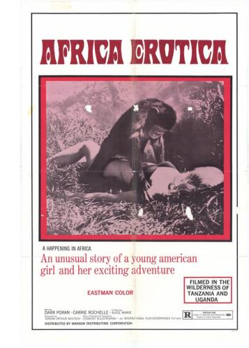 Africa Erotica – Jungle Erotic (1970)