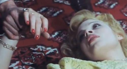 """cerca il più recente enorme inventario tecniche moderne Sette scialli di seta gialla"""" (1972)   B-Movie Zone"""